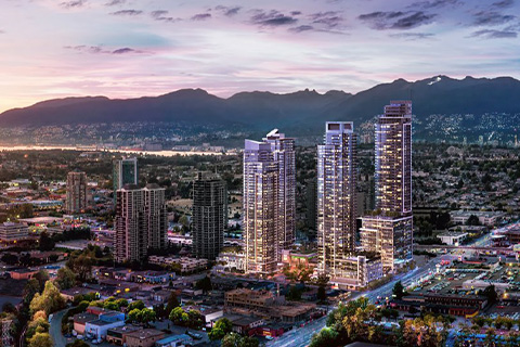 Solo District Energy System, Burnaby, BC (Canada)